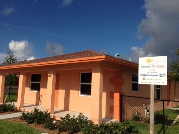 On Saturday June 4 Habitat For Humanity dedicated four LEED Homes to families in Pompano Beach. Several members of the USGBC Broward Branch were in ... & USGBC South Florida Chapter - Broward Branch